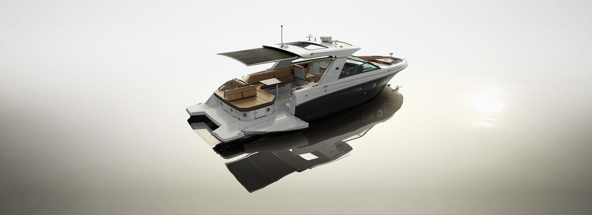 Sea Ray SLX 400 X4